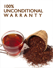 100% Unconditional Warranty